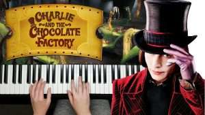 Main Titles from Charlie and The Chocolate Factory || PIANO COVER Видео