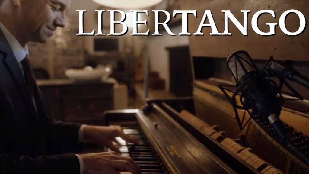 Libertango - Live Looping Cover (Piano, Euphonium-Baritone, Tuba) Видео