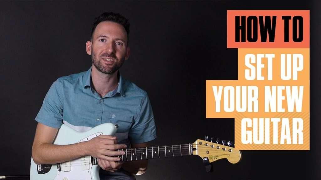 How to Set Up Your Brand New Guitar | Guitar Tricks Видео