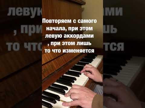 Как играть гравити фолз на пианино 2ч Видео