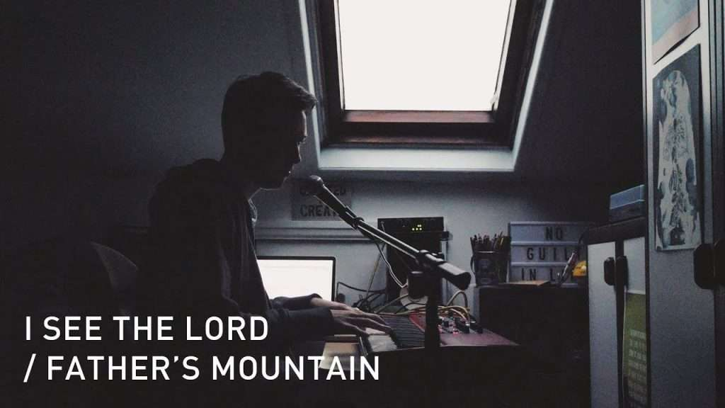 I See The Lord / Father's Mountain (Piano Cover) Видео