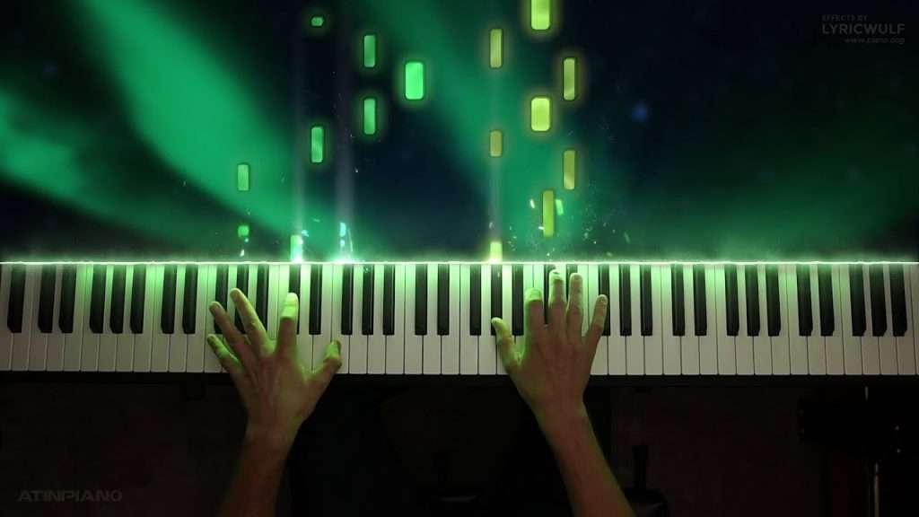 Nuvole Bianche - Ludovico Einaudi (Piano Cover) [Intermediate] Видео