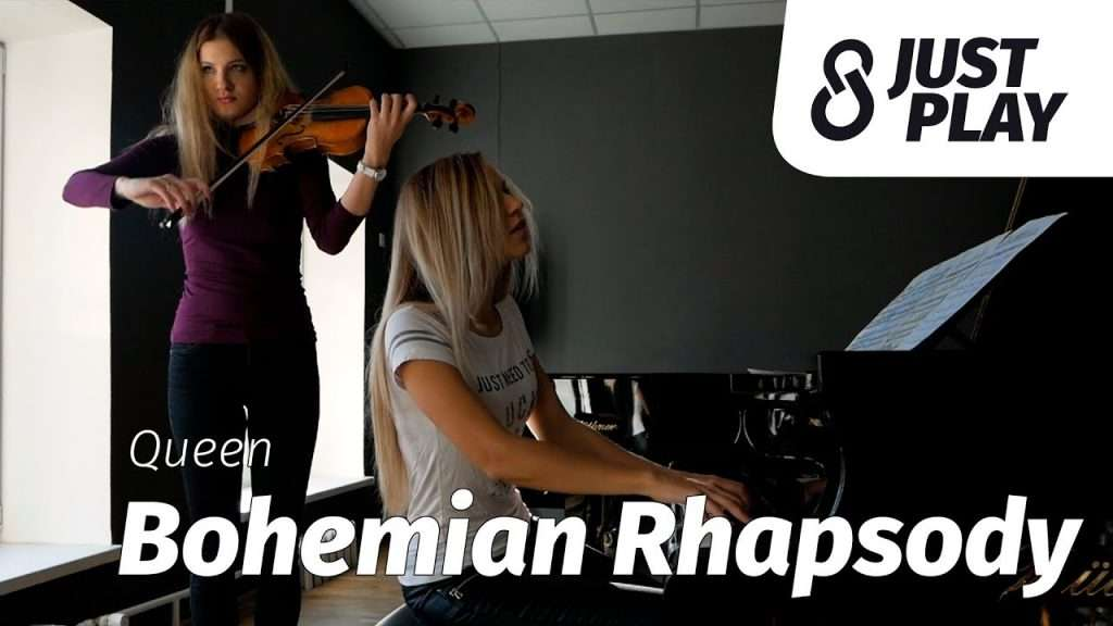 Queen - Bohemian Rhapsody (Cover by Just Play) Видео