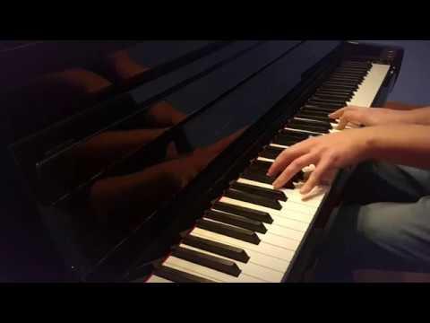River Flows In You - Yiruma (piano cover) Видео