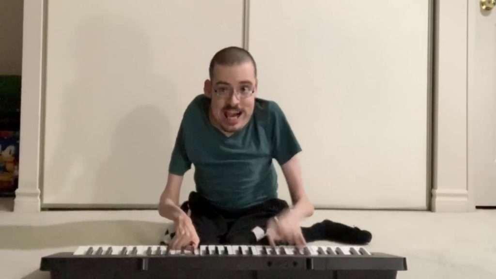 PLAY THE PIANO 🎹 - Ricky Berwick Видео
