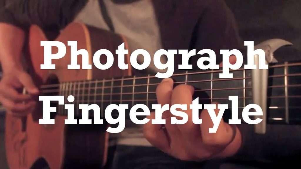 Photograph - Ed Sheeran Fingerstyle Guitar Cover by Toeyguitaree (Tab) Видео
