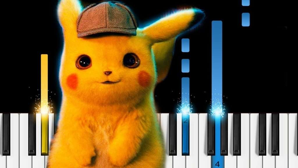 The Turtles - Happy Together - Piano Tutorial (Song from POKÉMON Detective Pikachu trailer) Видео