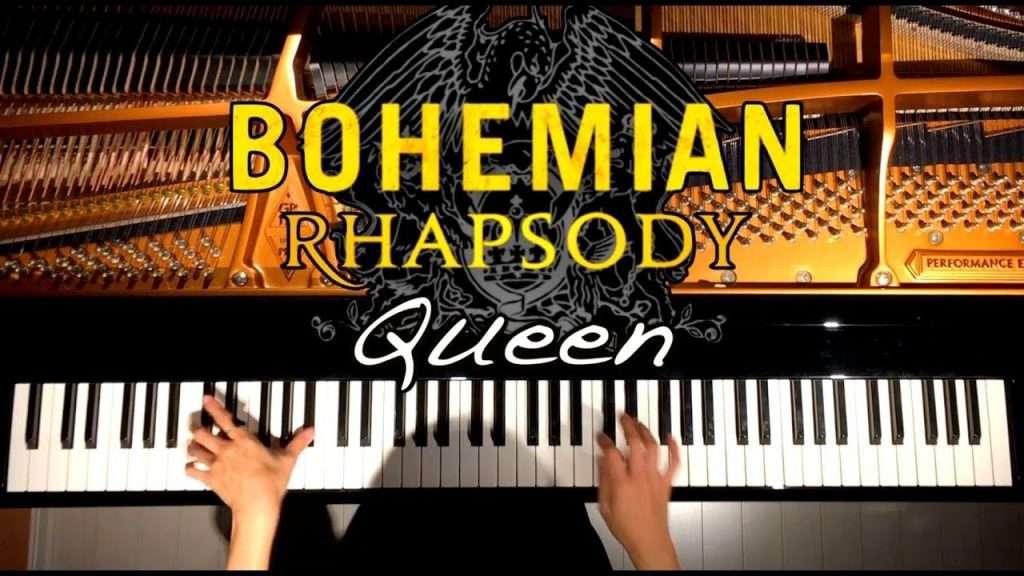【Piano cover】Bohemian Rhapsody/Queen/ボヘミアンラプソディ/クイーン/ピアノカバー/CANACANA Видео