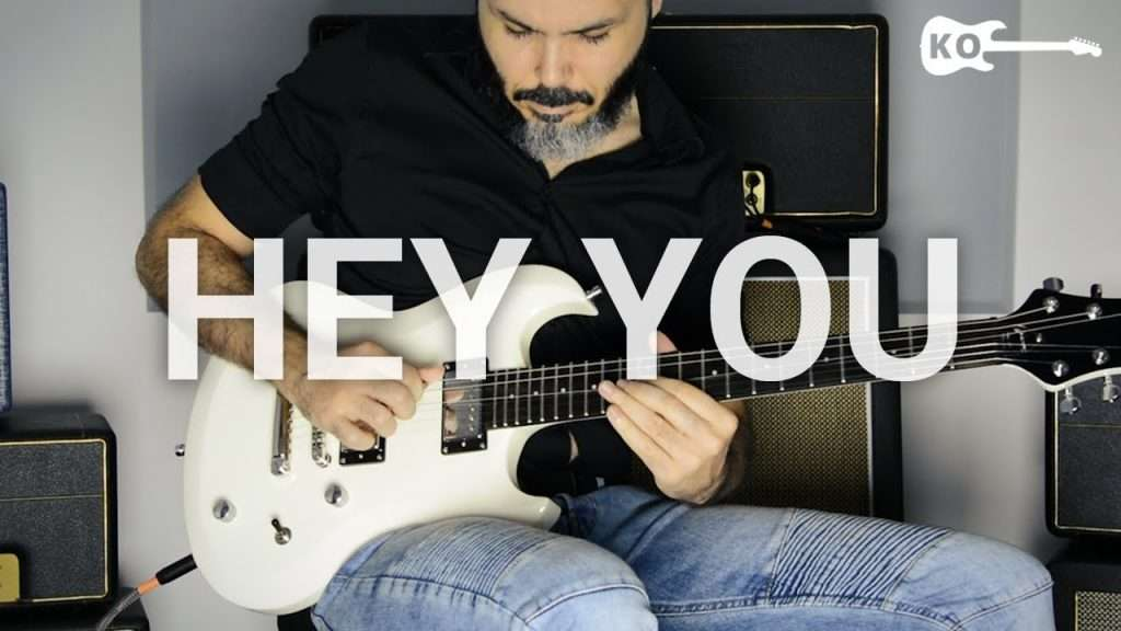 Pink Floyd - Hey You - Electric Guitar Cover by Kfir Ochaion Видео
