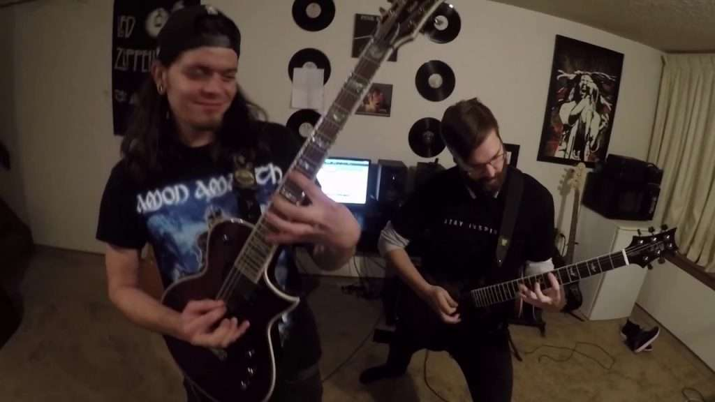 All That Remains | Six | Full Guitar Cover ft. Chris Lee | RIP OLI HERBERT Видео