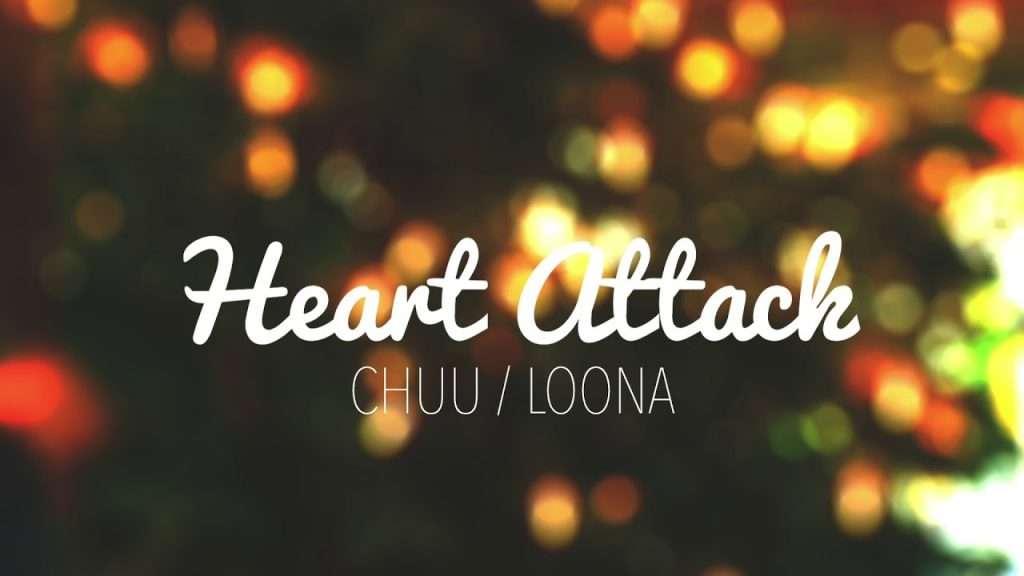 LOONA/CHUU (이달의 소녀/츄) - Heart Attack Piano Cover Видео
