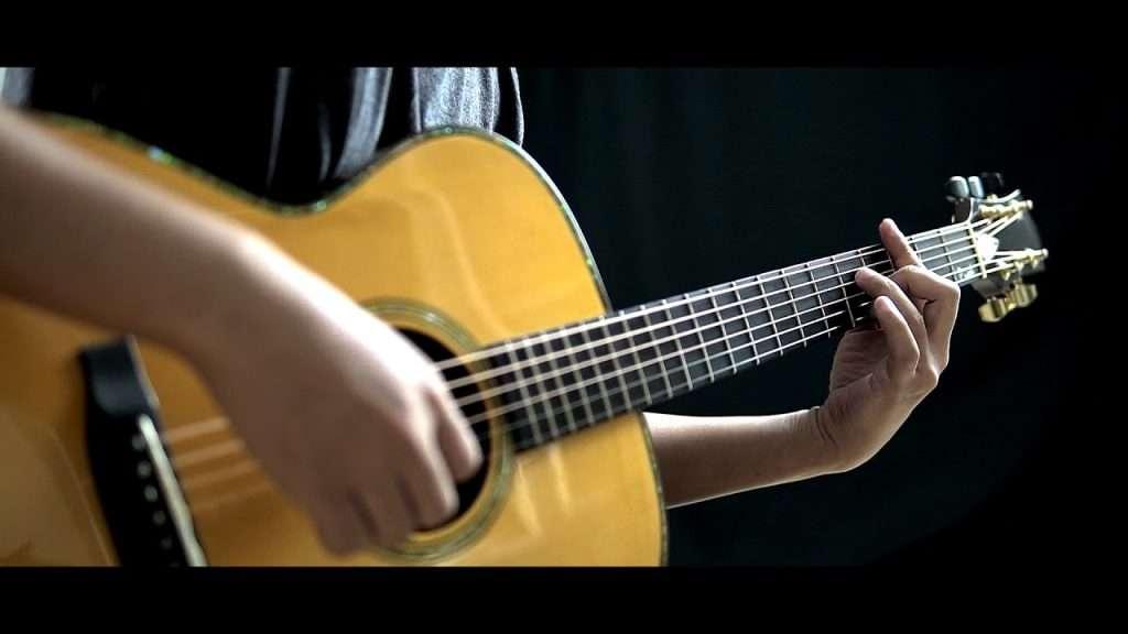 โลกที่ไม่มีเธอ - PORTRAIT (Fingerstyle Guitar)   ปิ๊ก cover Видео