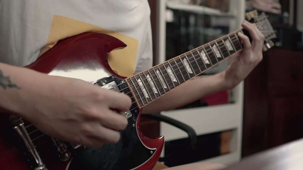 Bohemian Rhapsody - Queen cover Guitar by Praj with Gibson SG Re 61' Видео