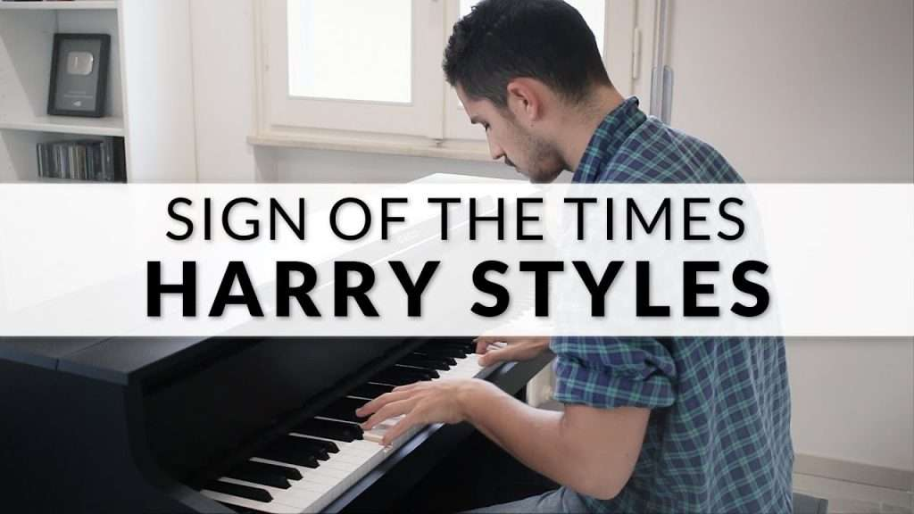 Harry Styles - Sign Of The Times | Piano + Strings Cover Видео