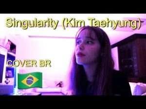 singularity (BTS V) cover no piano Видео