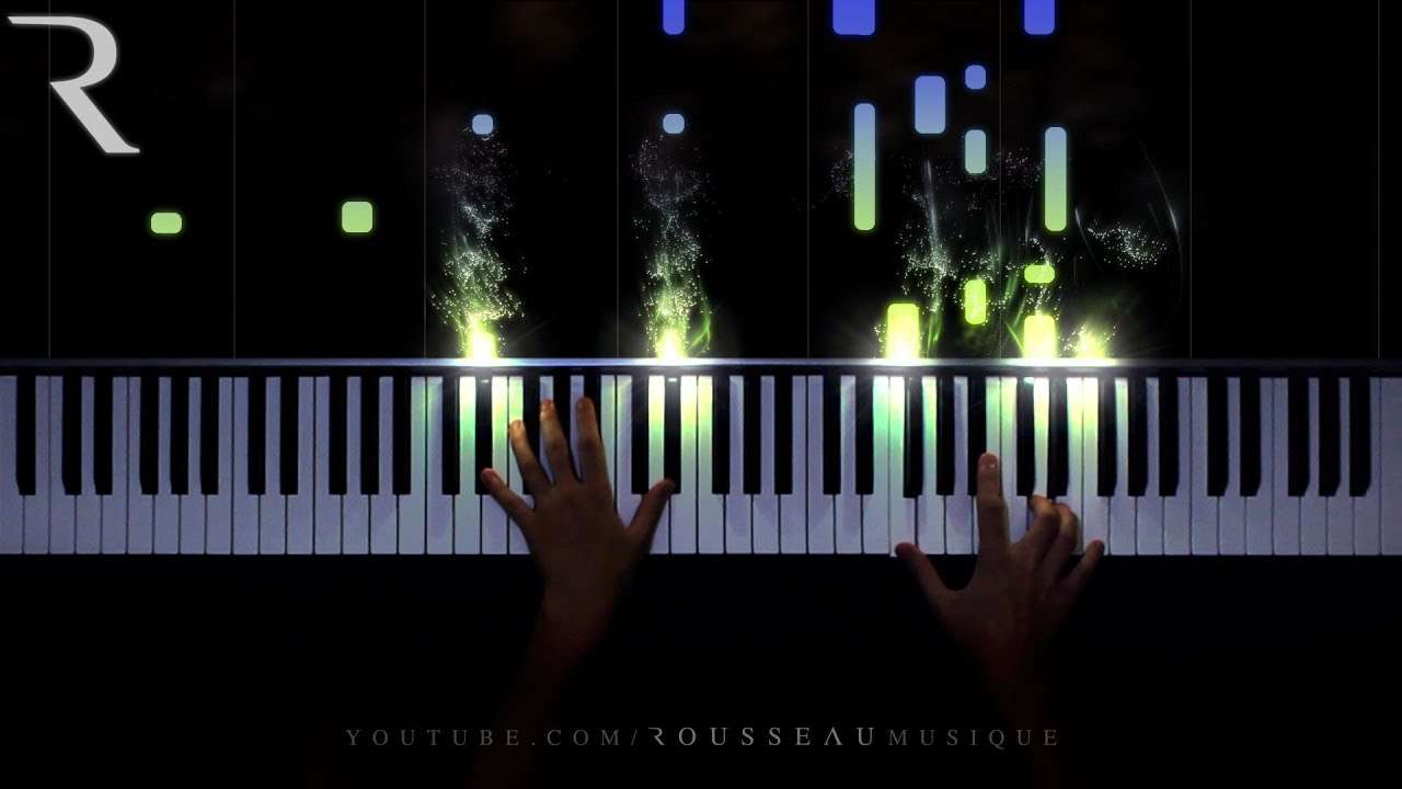 Dearly Beloved - Kingdom Hearts (Piano Cover) Видео