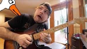 как играть бенды (для начинающих) Jared Dines rus Видео