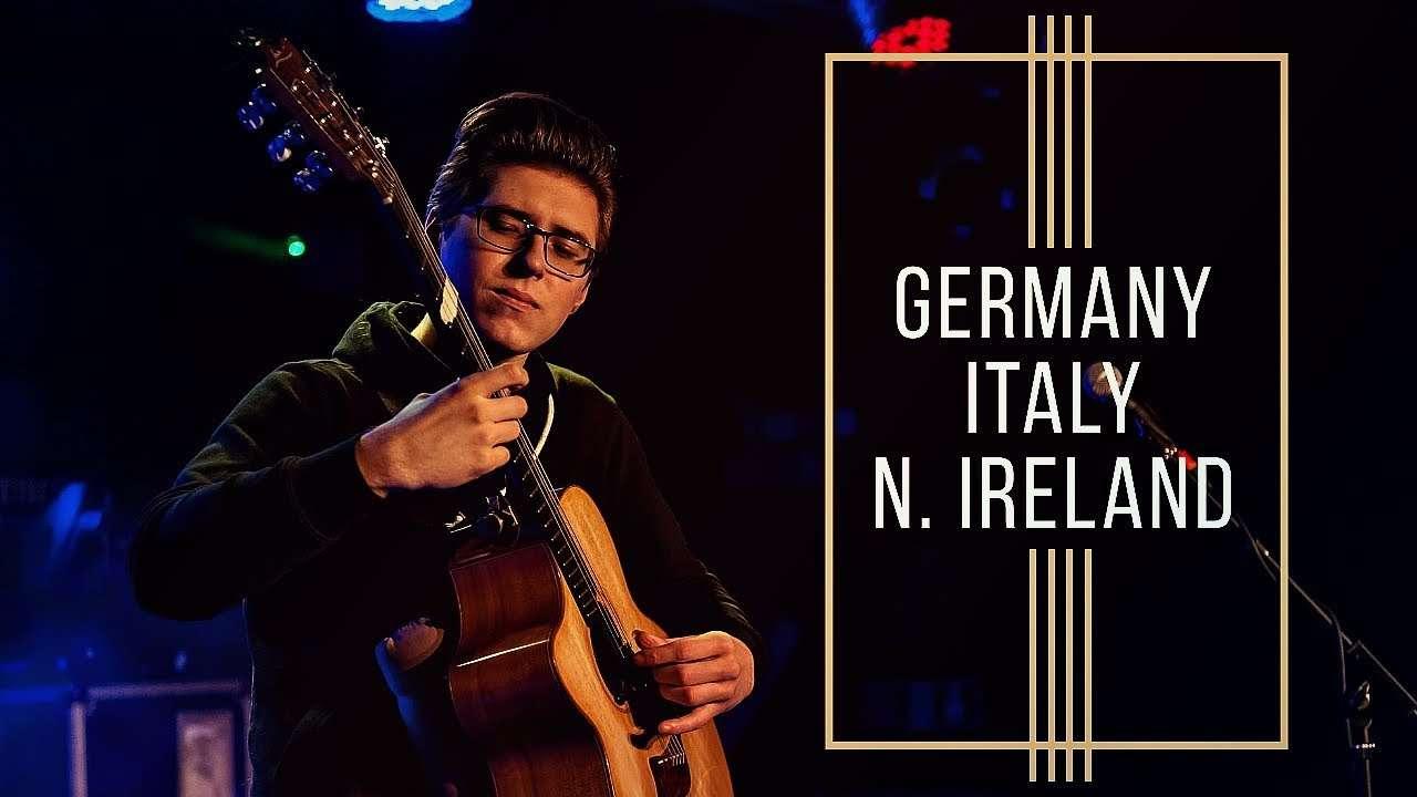 Germany, Italy, N. Ireland TOUR DATES! Видео