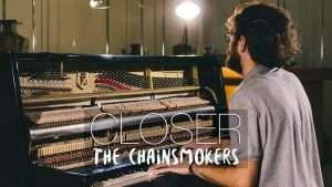 """Closer"" - The Chainsmokers (Piano Cover) - Costantino Carrara Видео"